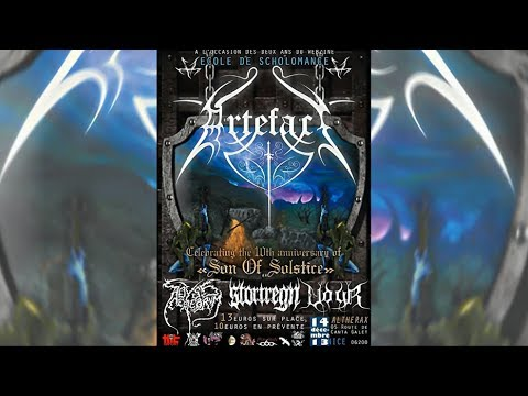 Trailer Scholomance Concert : Artefact / Stortregn / Udyr / Abyss Cerebrum