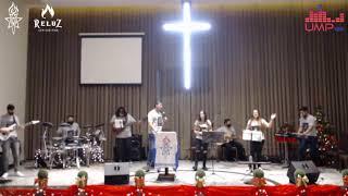 UMPraise - 05/12/2020 - Especial de Natal UMPraise - Ministério Reluz - Rev. Orlando - #live
