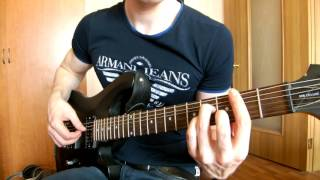 The Beatles – Yesterday cover. Guitar Кавер на гитаре.