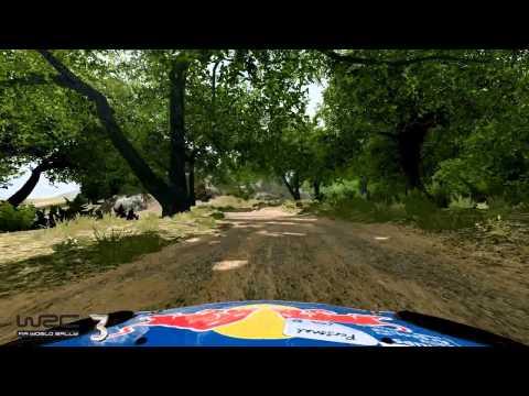 「WRC 3 FIA ワールドラリーチャンピオンシップ」トレイラームービー