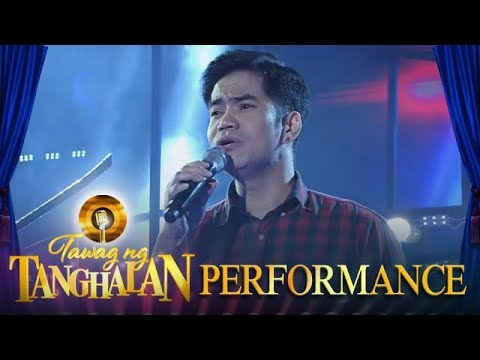 Tawag ng Tanghalan: Robbie Bernadas   Each Day With You