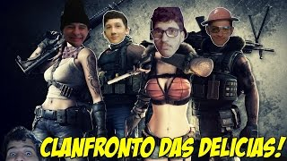 Point Blank - CF Das Delícias Ft. Ds, Thor, Ramur & Japa!