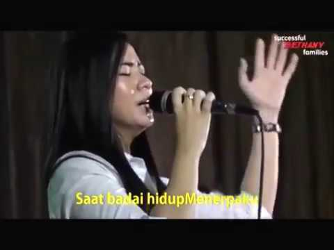 Engkaulah perisaiku - Rachel Mutiara Ibadah Gereja Bethany Malang - Lagu Rohani Kristen