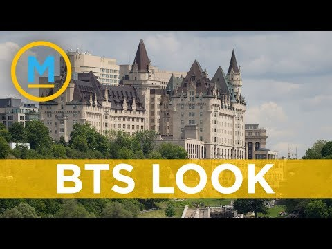 A look inside the historic Fairmont Château Laurier | Your Morning