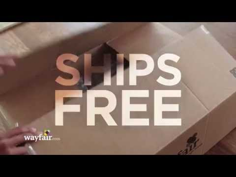 """""""Shipping Holiday"""" - Wayfair Commercial 2015"""