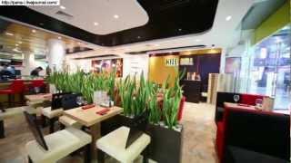 Суши-бар «Килл Билл»(Фото, видеосъемка интерьеров бесплатно. Суши-бар «Килл Билл»: яркая жизнь — яркий вкус. Тем, кто любит культ..., 2012-06-20T12:27:12.000Z)