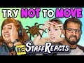 TRY NOT TO MOVE CHALLENGE #3 (ft. FBE Staff)