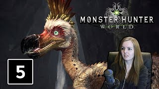 KULU YA KU HUNT | Monster Hunter World Gameplay Walkthrough Part 5