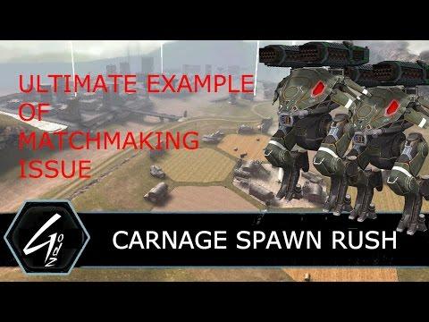 Walking war robots matchmaking