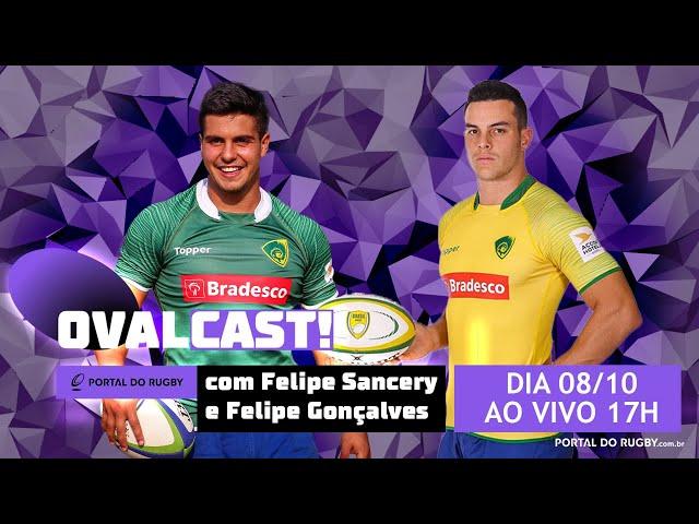 Ovalcast: Sul-Americano vem aí! Felipe Sancery e Felipe Gonçalves conosco para a prévia