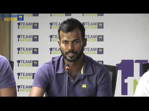 Post Tournament Press Conference - Sri Lanka tour of Pakista