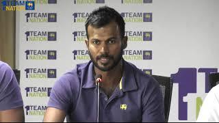 Post Tournament Press Conference - Sri Lanka tour of Pakistan 2017