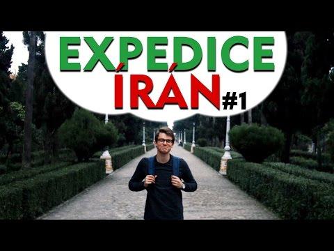 Expedice Írán -  1. část | KOVY