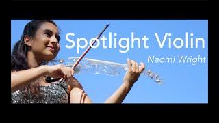 Spotlight Violin - Full Length Showreel