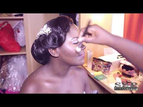 Extrait du Mariage ( Wedding) Congo - Gabon de Givens & Michel 19/08/2017 à Saulchery