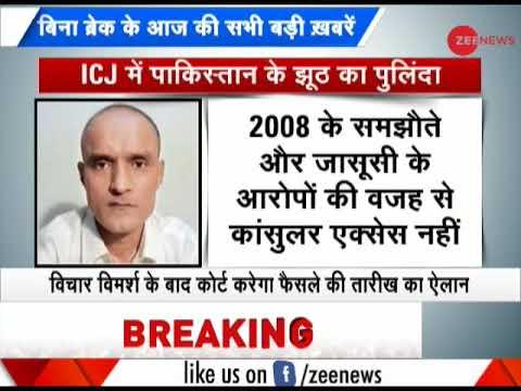 Kulbhushan Jadhav Case: Pakistan concludes final arguments before ICJ