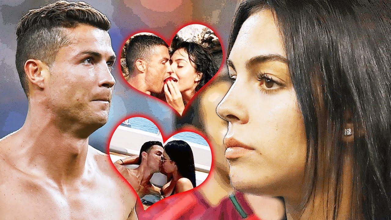 The Love Story of Cristiano Ronaldo & His Wife Georgina Rodriguez - YouTube