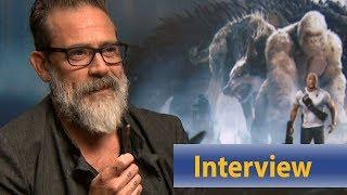 Moviepilot trifft Negan | Das Interview zu RAMPAGE – BIG MEETS BIGGER