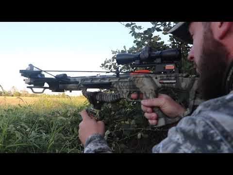 2019 Public Land Bow hunt   PSE Coalition Crossbow   Complete Pass through