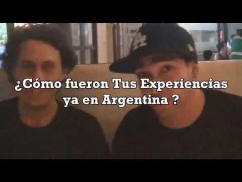 Entrevista exclusiva con Canserbero en Argentina 2014 Por Radio Doble HH en MultipolarFM