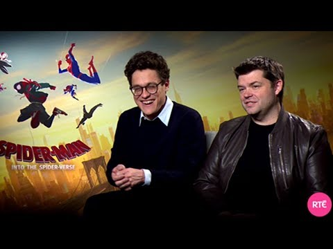 We talk to Phil Lord and Christopher Miller about Spider-Man Into the Spider-Verse - RTÉ - IRELAND'S NATIONAL PUBLIC SERVICE MEDIA