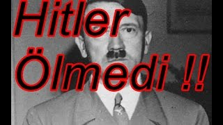 Hitler Aslında Ölmedi Amerikan Başkanının Günlüğünden Çıkan Ürpertici İddia