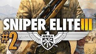 Sniper Elite 3 Coop - Snipers moins galère ! #2