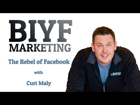 Facebook Rebel - Sued by Facebook | Curt Maly shares his story of being sued by Facebook
