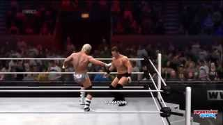 WWE Night Of Champions 2014 The Miz wins the Intercontinental Championship, Match Result!