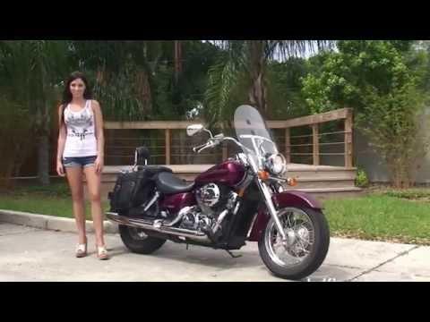 Used 2006 Honda Shadow Aero 750 Motorcycles For Sale In Lakeland, FL