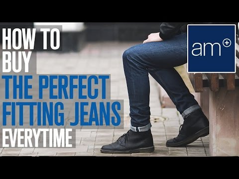 How To Buy The Perfect Jeans Everytime | Style School x Levis