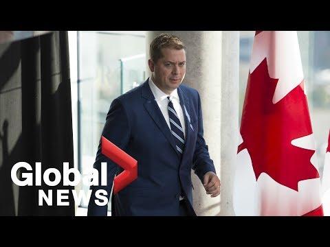 Canada Election: Andrew Scheer addresses having dual Canada-U.S. citizenship
