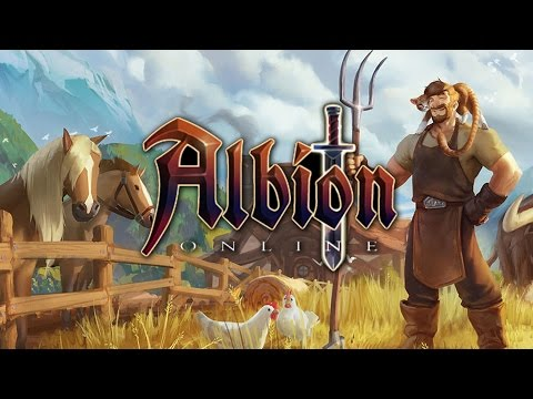 Exploring Albion Online! Buying an Island - Building a House