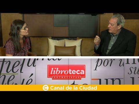 Entrevista mano a mano con el escritor Paul Auster en Libroteca
