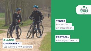 Si On Parlait Sport. Emission du 24 mars 2021