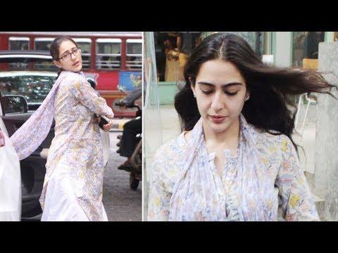 sara khan without makeup  saubhaya makeup