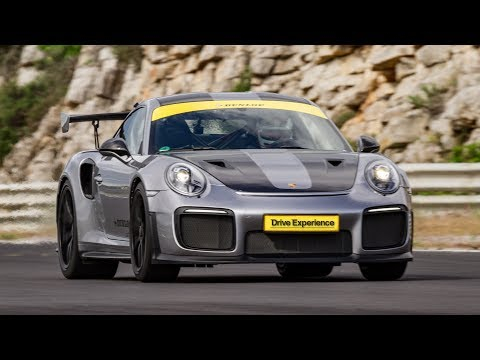 Porsche 911 GT2 RS + GT3 RS: Doppio Test in pista - Davide Cironi Drive Experience (SUBS)