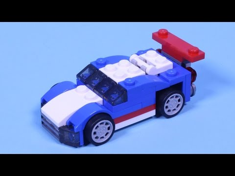 M Mini Lego Race Car Instructions On How To Build Youtube