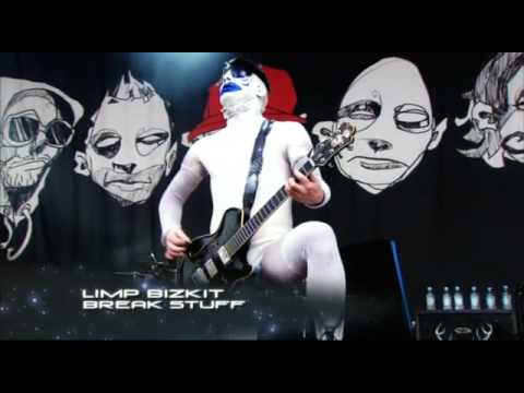 Limp Bizkit  Break Stuff @ Sonisphere 2009