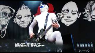 Limp Bizkit - Break Stuff @ Sonisphere 2009