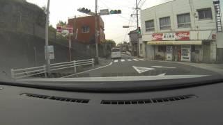 下田→坂元→清水町→鶴丸城跡
