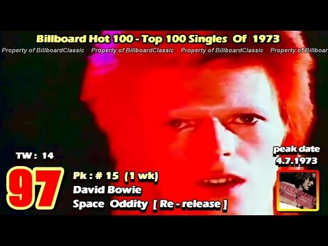 "1973 Billboard Hot 100 ""Year-End"" Top 100 Singles [ 1080p ]"