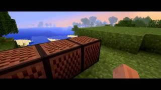 видео Когда делать нечего - Minecraft Animation with Lololoshka
