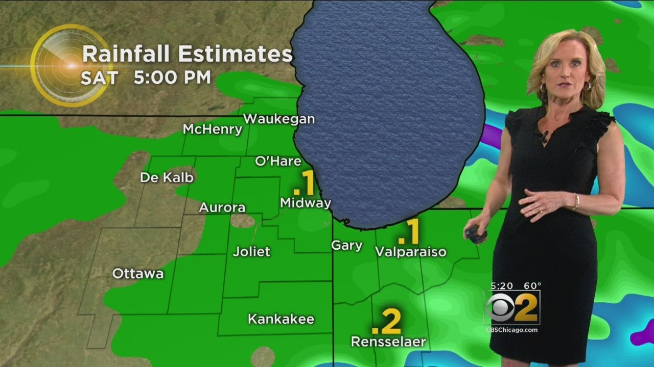 Kalb Weather Map.Cbs 2 Weather Watch 5pm 6 22 18 Youtube