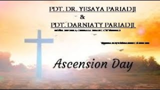 Download Lagu PDT. DR. YESAYA PARIADJI & PDT. DARNIATY PARIADJI -  Livestreaming  21 MEI 2020 mp3