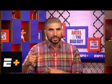 Ariel Helwani: UFC needs Conor McGregor | Ariel & The Bad Guy | ESPN