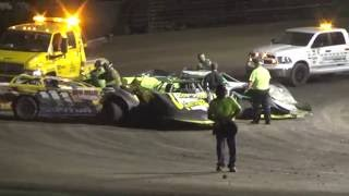 Mount Pleasant Speedway American Ethanol Late Model Feature