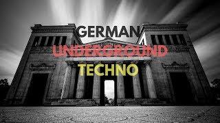 German Underground Techno 2018 | Dark & Hard | München Ostbahnhof