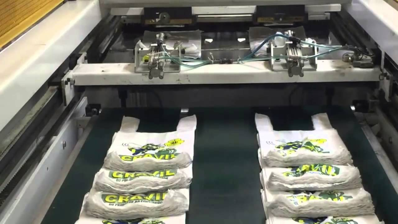 868cfb961 Sacolas Plásticas - Indestel Embalagens - YouTube