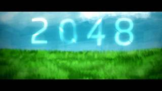 Futuristic 2.5D animation, 2048 (Gold Medal Winner) PM2012
